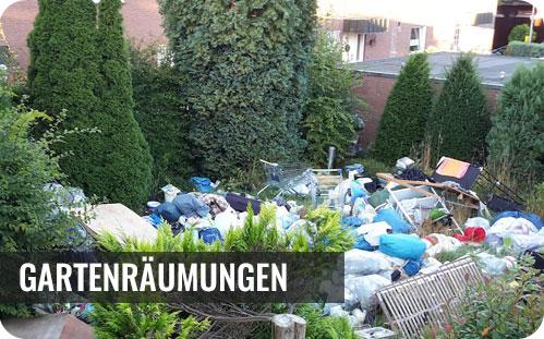 Gartenräumung