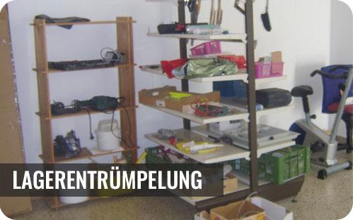 Lagerentrümpelung Wien