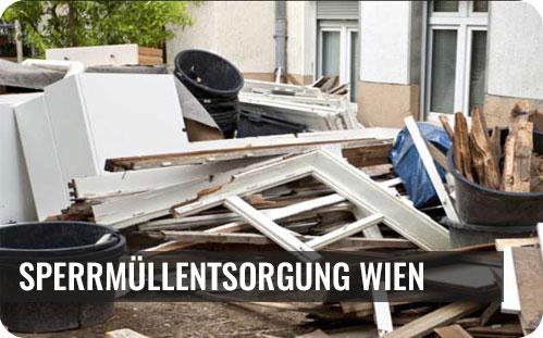 Sperrmüllentsorgung Wien