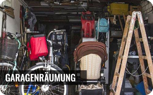 Garagenentrümpelung Wien