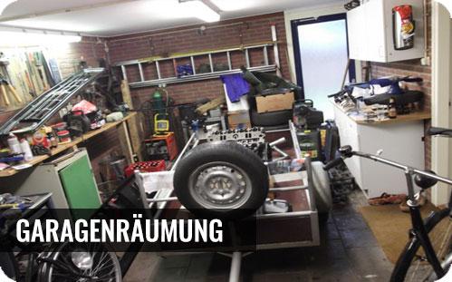 Garagenräumung Wien